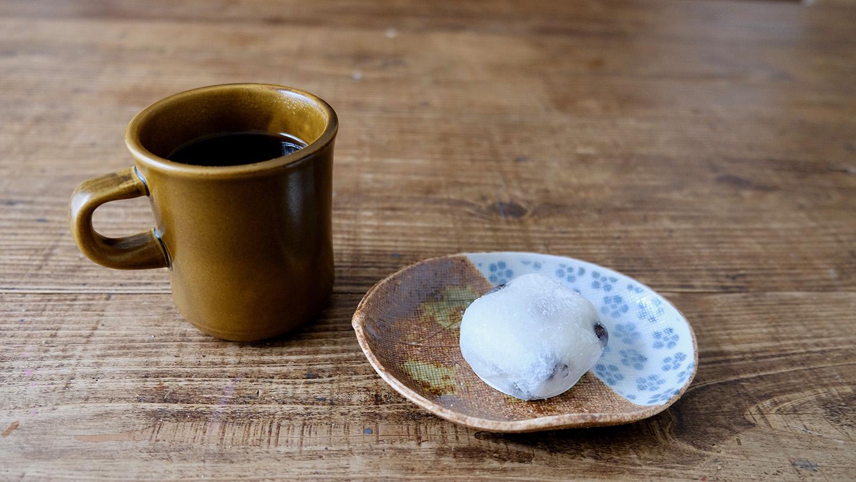 豆乳クリームのあんみつ大福2