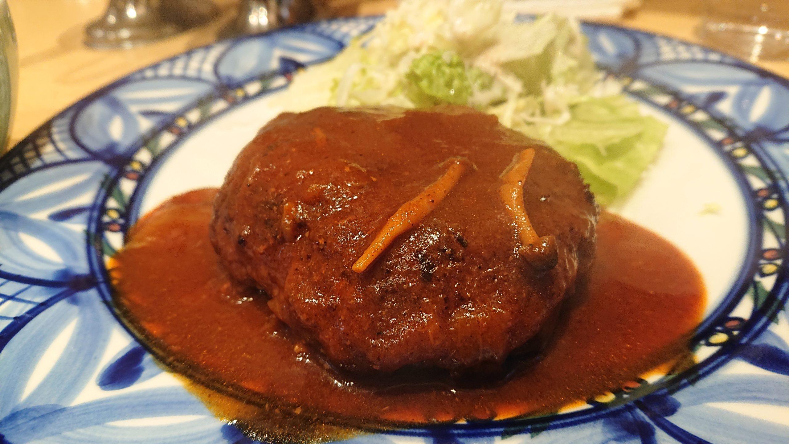 口福処平五郎のジャーマンステーキ