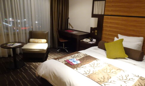 ANAクラウンプラザホテル千歳のデラックスダブル