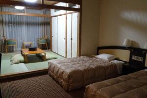 シーサイドホテル舞子ビラ神戸緑風館の和洋室