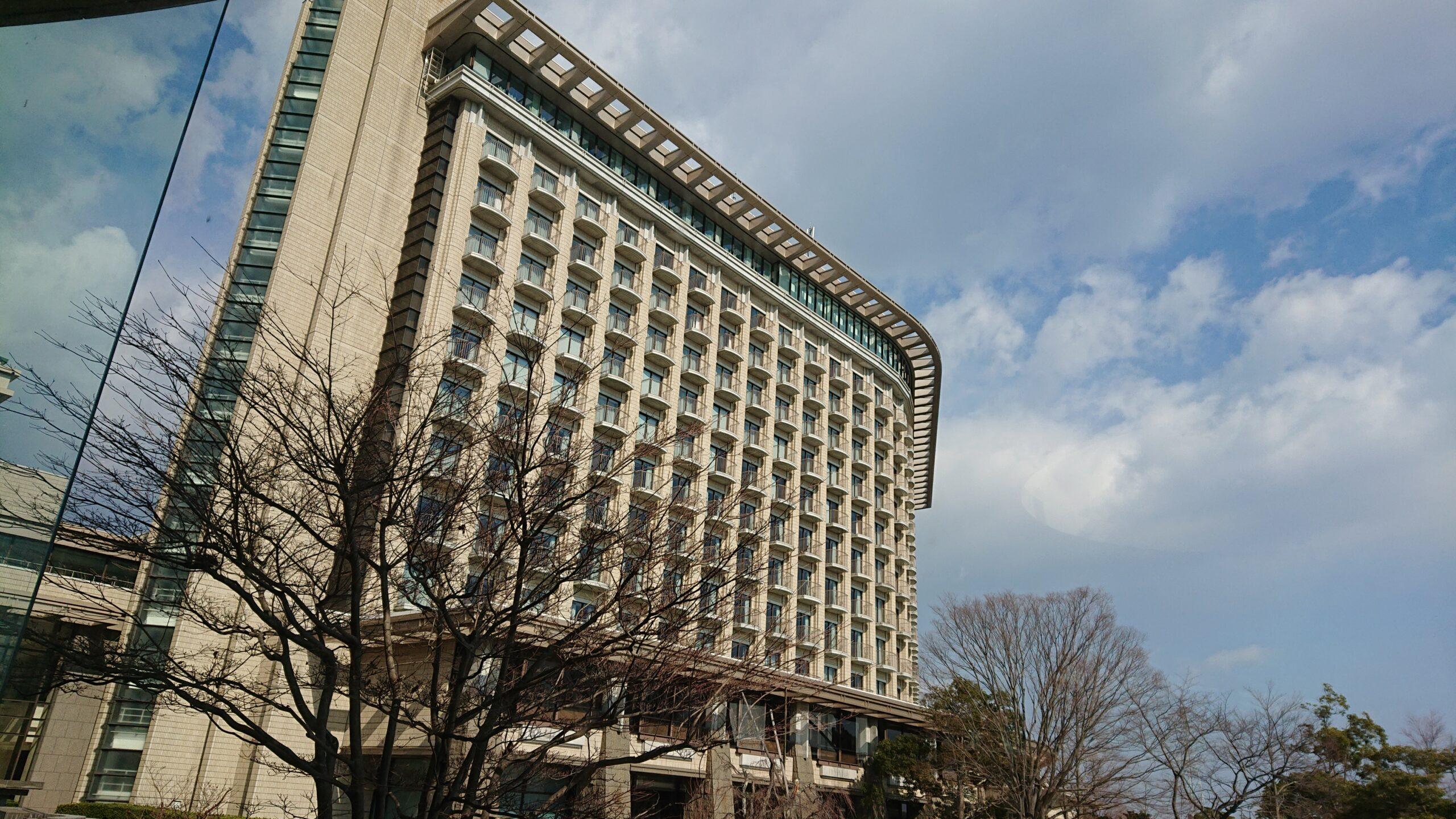 ヒルトン小田原リゾート&スパの外観