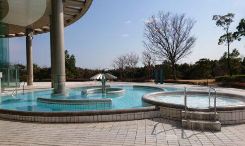 ヒルトン小田原リゾート&スパの屋外プール