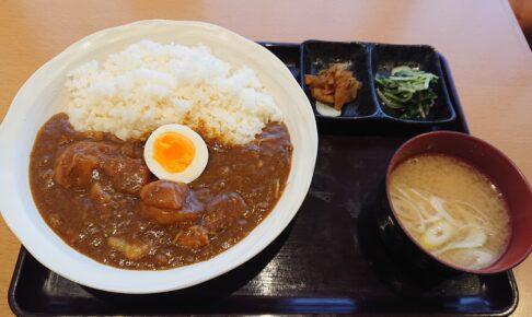 五反田の和食和饗のカレーランチ