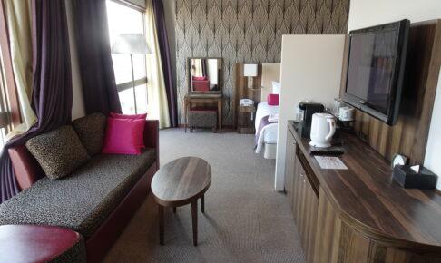 メルキュールホテル沖縄那覇のデラックスルーム
