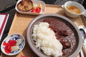 DININGPORT御料鶴のビーフカレー