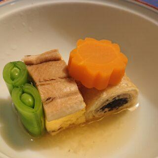 新道山家の煮物