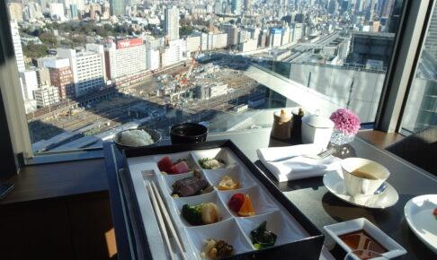 ストリングス東京インターコンチネンタルのクラブインターコンチネンタルの朝食