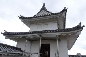 宇都宮城址公園の富士見櫓