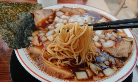 麺大将の竹岡式チャーシューメン