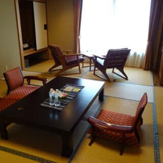湯元こんぴら温泉華の湯紅梅亭の一般客室