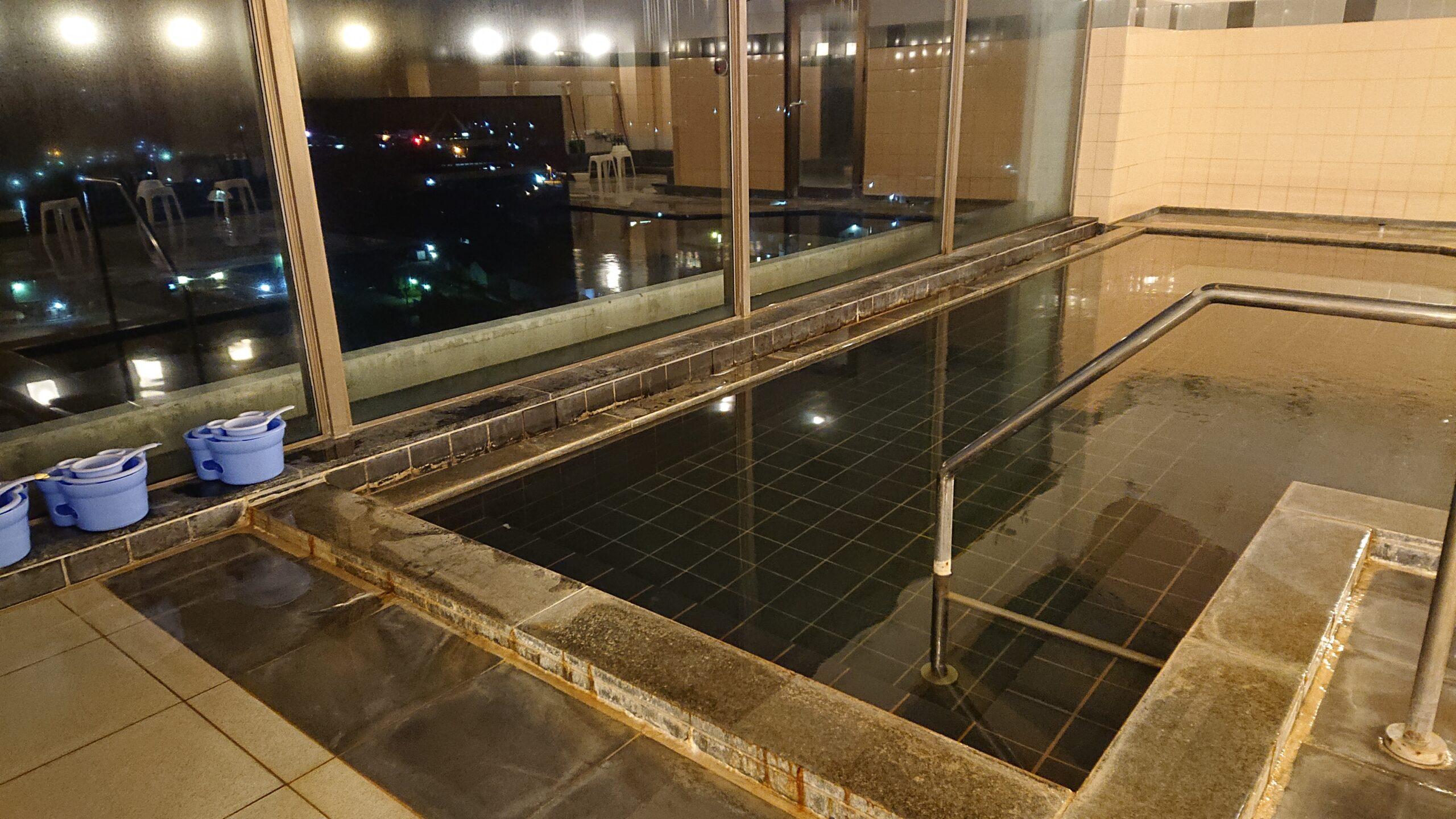 ベイリゾートホテル小豆島の大浴場